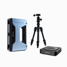 Einscan Pro 2x 3D掃描器