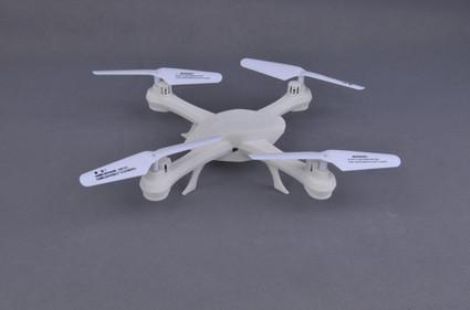 3D列印無人機,輕巧、便利