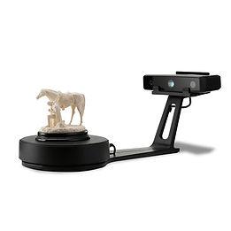SHINING3D Einscan SE 桌上型3D掃描器,教育首選,簡單、快速、高效率
