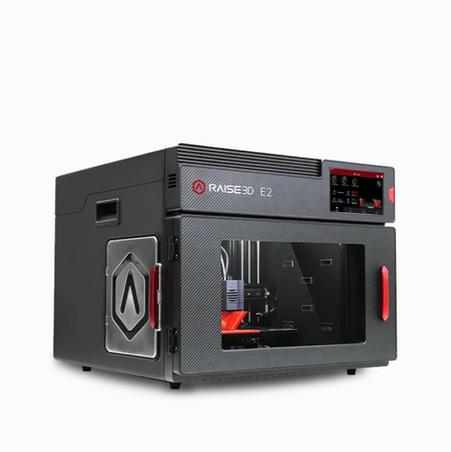 E2 獨立雙噴頭3D列印機