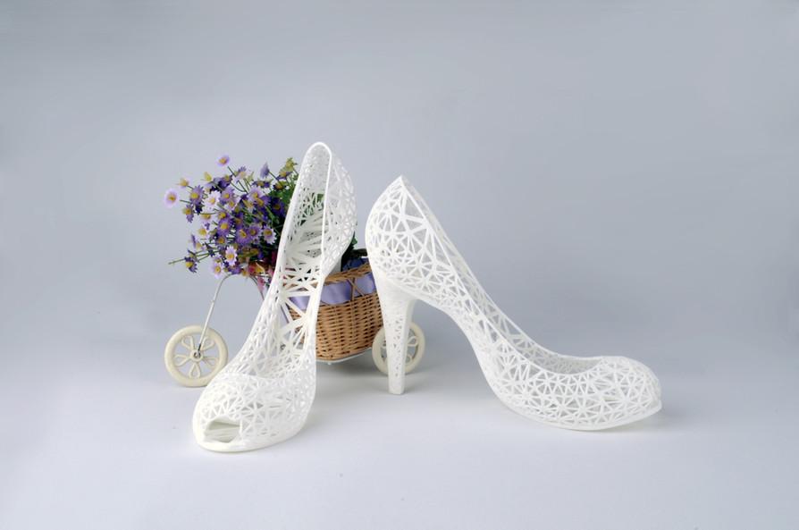 3D列印消費品,鞋業、時尚產業