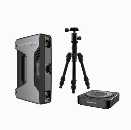 Einscan Pro 2x+ 3D掃描器