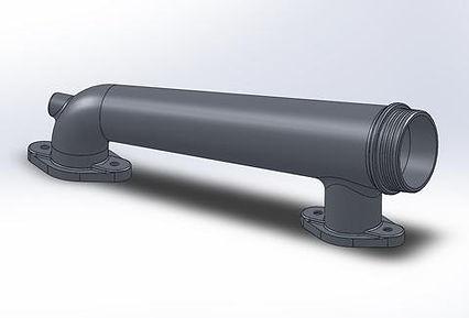3D列印模具的鋁砂鑄造 (2).JPG