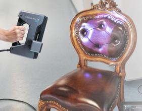 EinSacn Pro 2X,3D掃描消費品