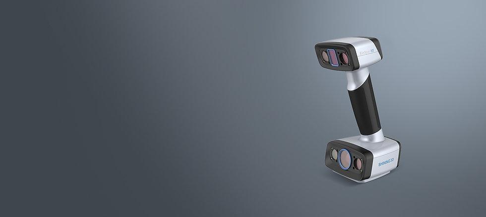 EinScan-HX 雙藍光手持3D掃描器