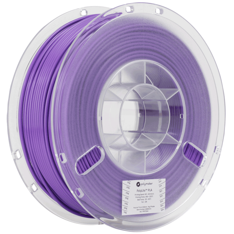 PolyLite-PLA-purple