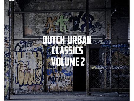 Dutch Urban Classic Vol 2 is OUT NOW