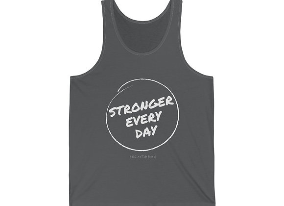 Stronger Every Day Unisex Tank