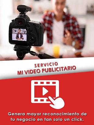 video publicitario