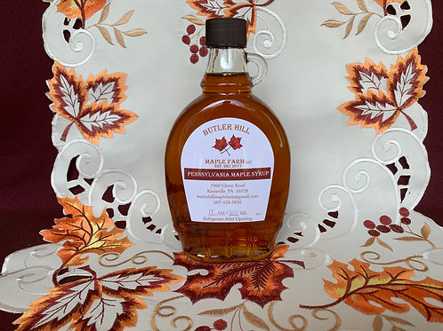 Amber Maple Syrup  - 12 oz.