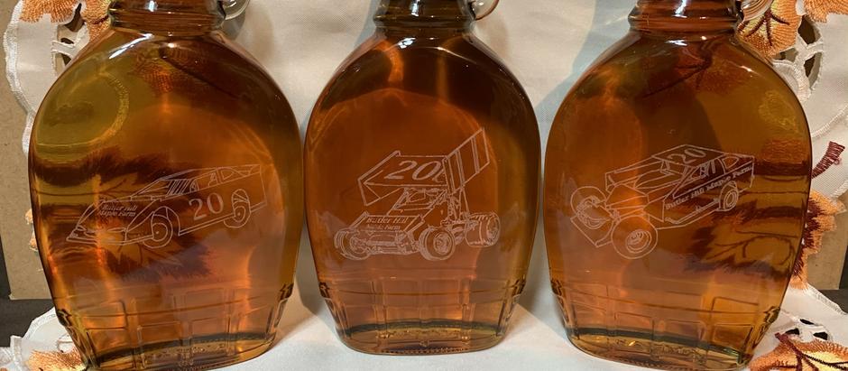 Race Car Bottles