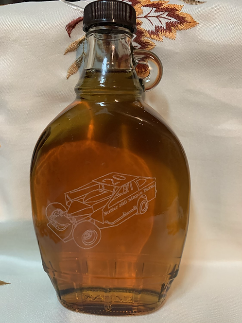 Dirt Modified Laser Etched, 12oz, Amber Syrup