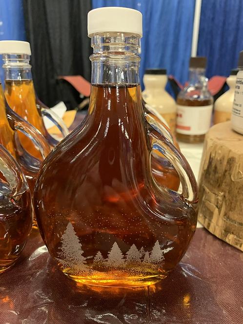 250ml Winter Scene bottle