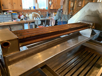 Inside rear pan