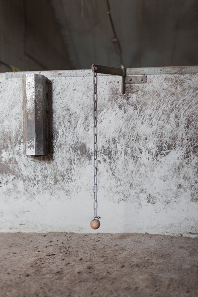 Chain with ball