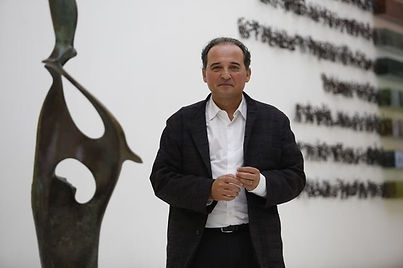 Carles Torner, Executive Director of PEN Inernational