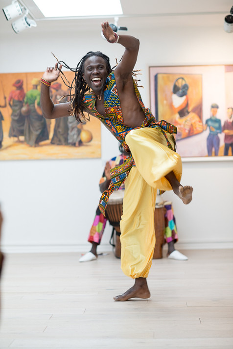African-Fusion-fashion-show-art-gallery-