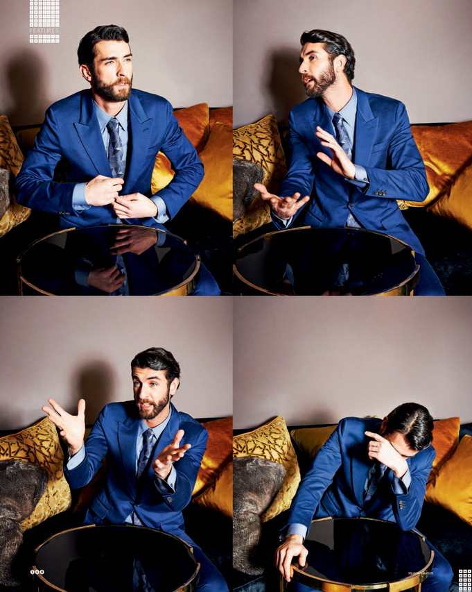 male-model-actor-suit-blue-interior-deco