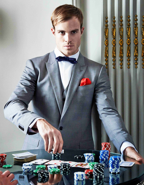 1 poker-face-chips-grey-suit-evening-wea