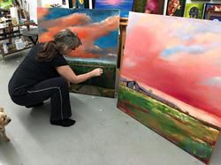 Debbie Wiebler Artist