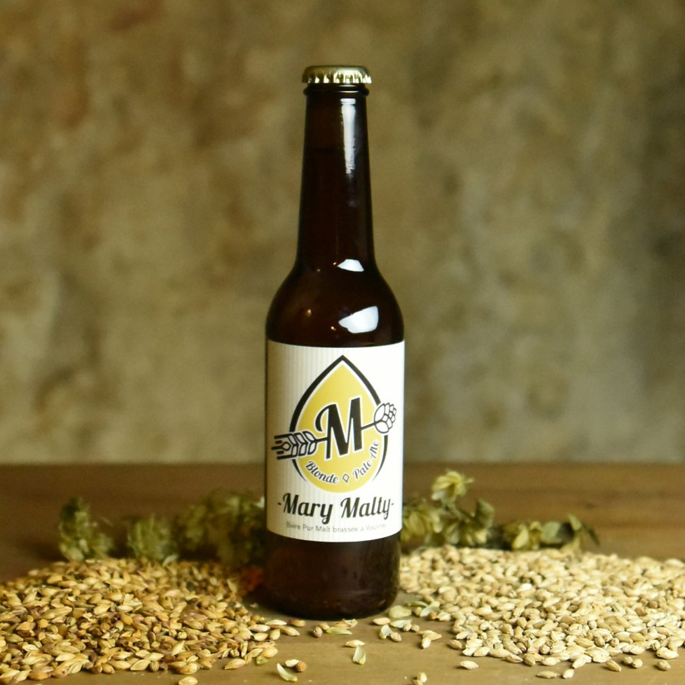 Mary Malty Blonde Pale Ale