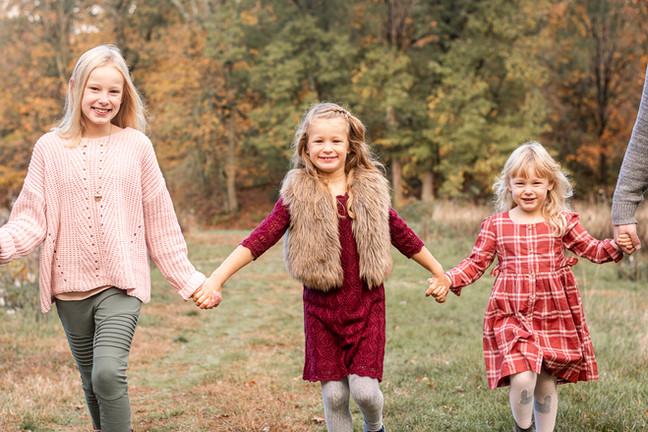 Woodbridge CT Family Photo