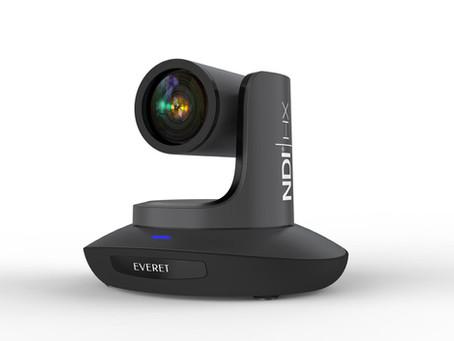 Usar a câmara PTZ EVERET EVP220N com controlo PTZ vMix!