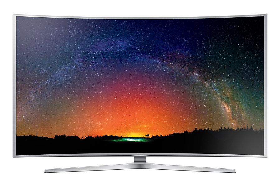 SUHD 4K Curva Smart TV JS9000