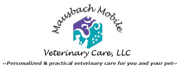 Mausbach Mobile Veterinary Care Logo 2.P