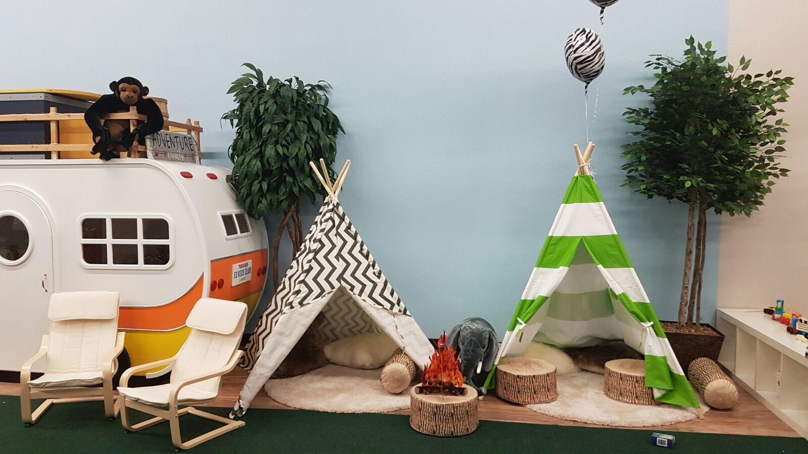 EQ Kids Indoor Play - Camper