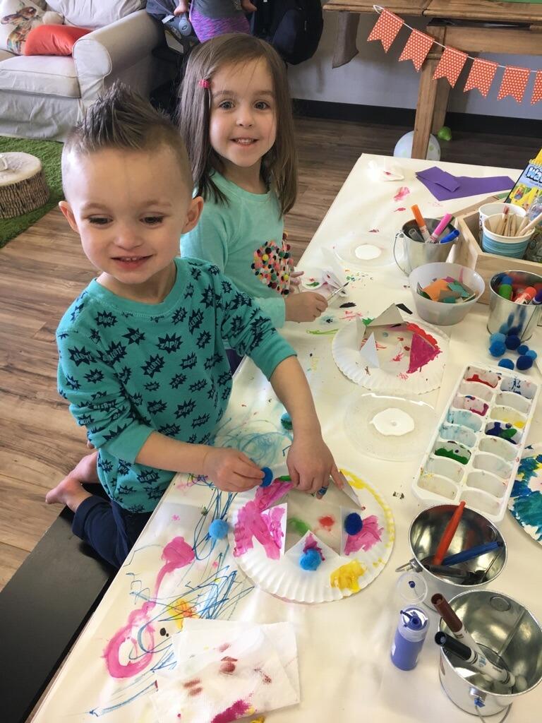EQ Kids Indoor Play - Crafts