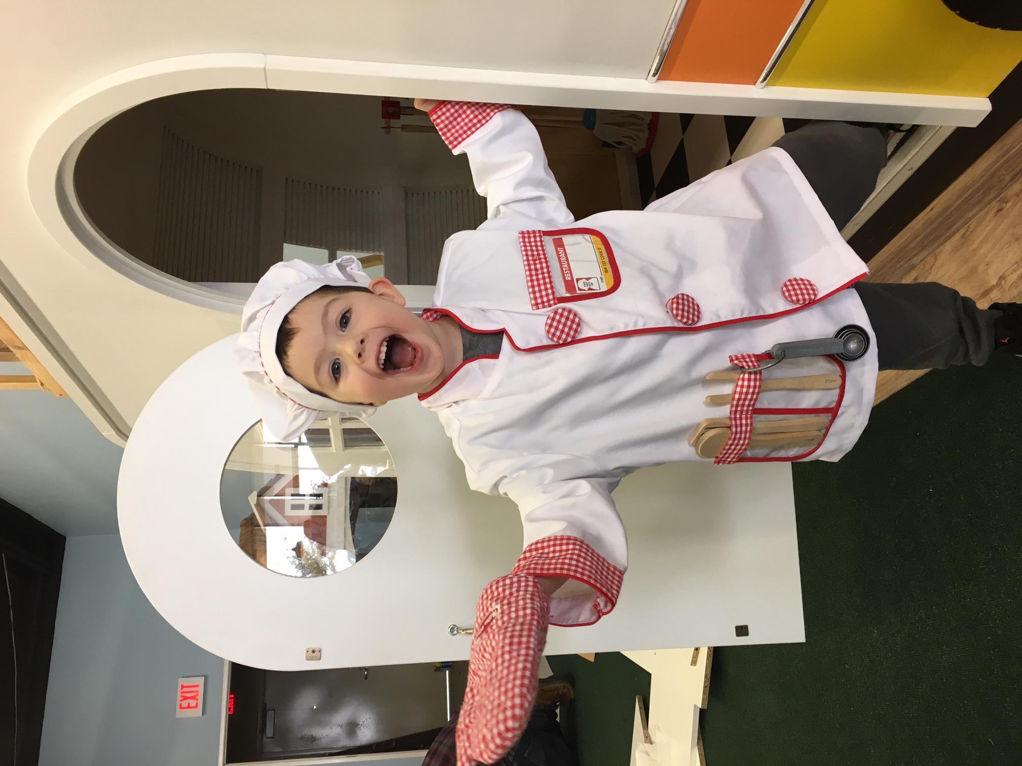 EQ Kids Indoor Play - Chef
