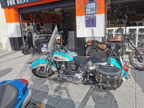 Harley-Davidson Heritage Softail 1997