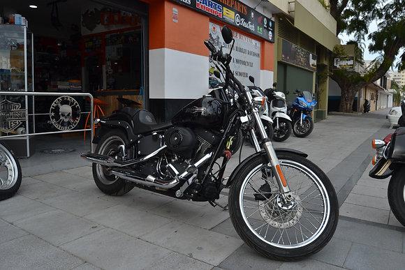 "Harley-Davidson Softail ""Night Train"""