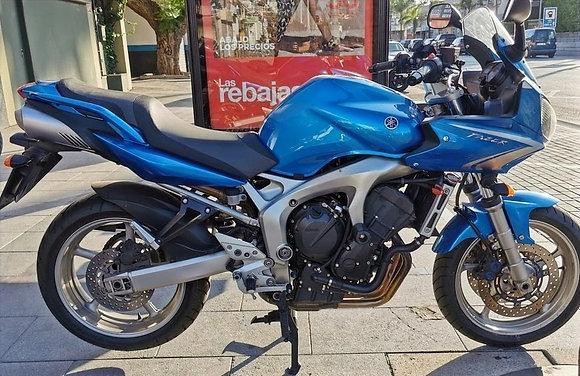 Yamaha Fazer FZ6-S