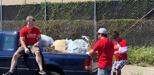 Friends of James Logue Kalihi Commuity Cleanup