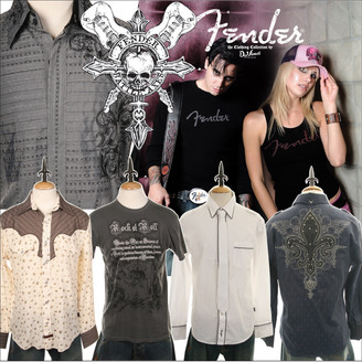 Licensed Product - Fender® the Guitar Company