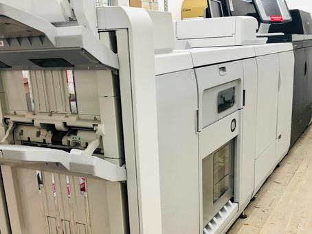 Våra coola digitala tryckpressar & printers!