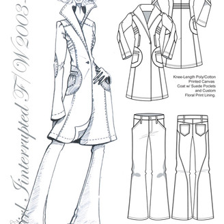 MAK Fashions (Freelance Project)