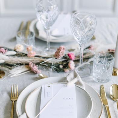 Bröllopstrycksaker