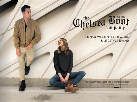 The Chelsea Boot Co Est. 1851