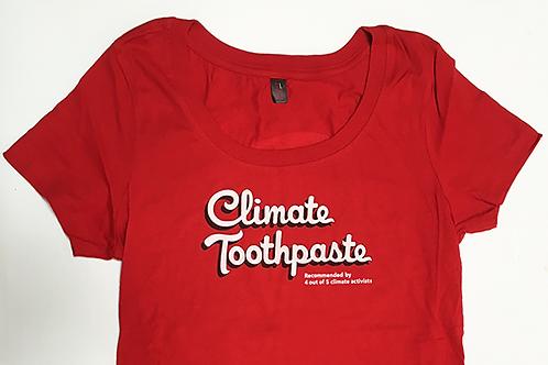 Women's It's Not Toothpaste T-shirt