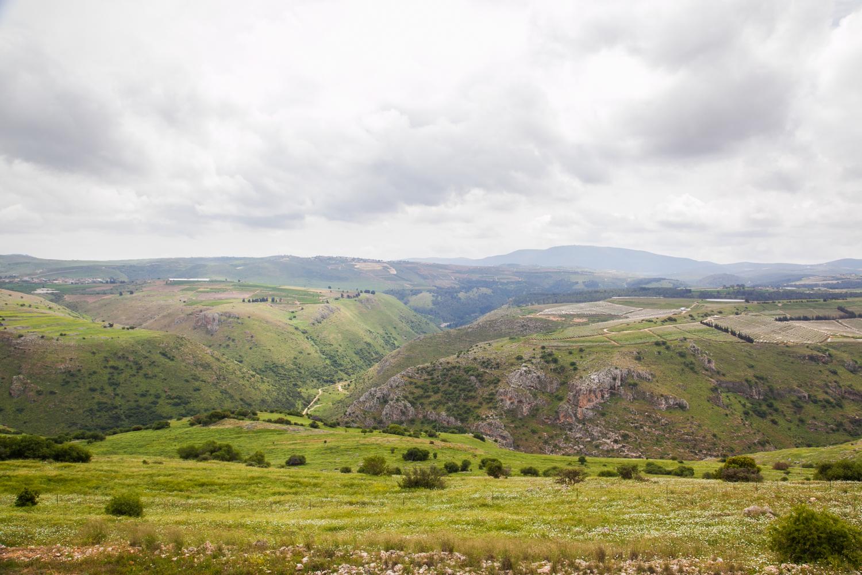 סיורים בגליל ההררי