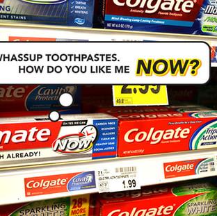 Whassup Toothpastes