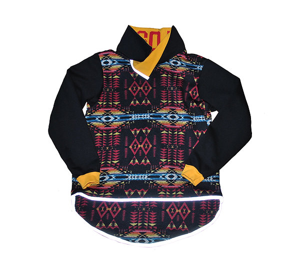 Southwestern High Collar