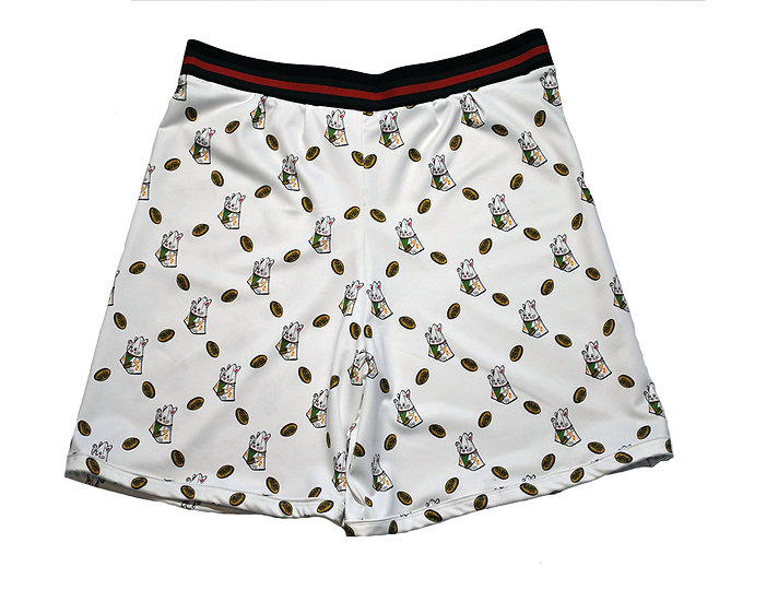 Cats & Coins Shorts