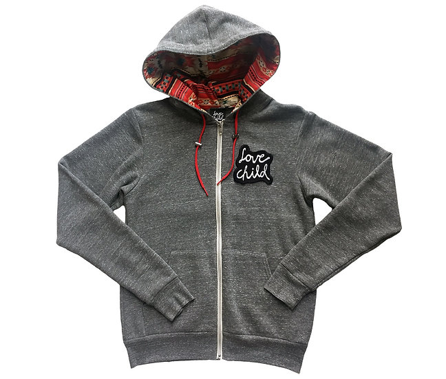 Southwest Lined Hoodie
