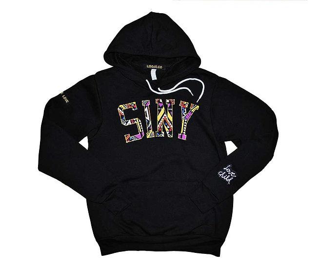 SINY Full Deck Hoodie - Love Is Love