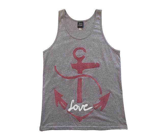 Anchored Love Tank