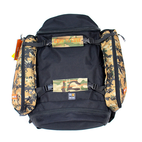 Sole Pack x Love Child – Omega Backpack Combo Kit (Camo)